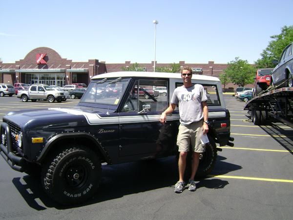 Nick S Trix Early Bronco Restorations Custom